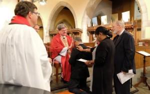 Diocesan Confirmations
