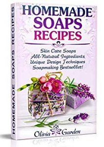 Homemade-Soaps-Recipes-Natural-Handmade-Soap-Soapmaking-book-with-Step-by-Step-Guidance-for-Cold-Process-of-Soap-Making-How-to-Make-Hand-Made-Soap-Ingredients-Soapmaking-Supplies-Design-Ideas