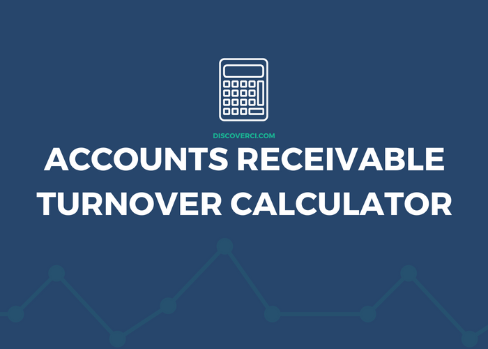 Accounts Receivable Calculator