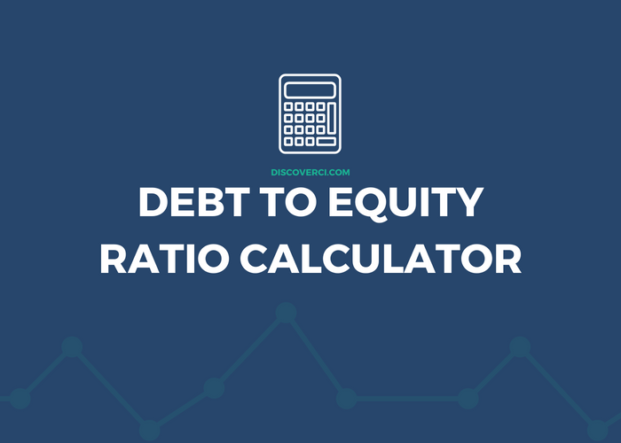Debt to Equity Calculator