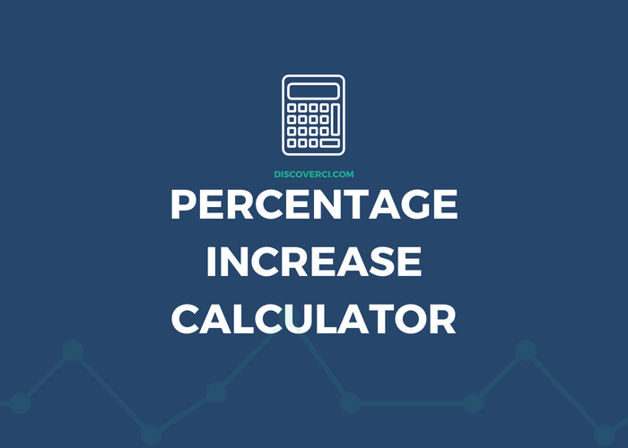 Percentage Increase Calculator