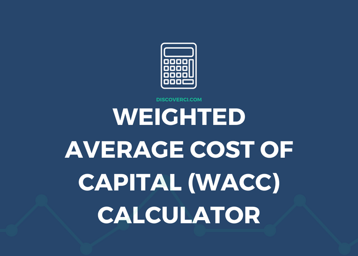 Wacc+calculator