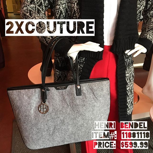 2_time_couture - Henri Bendel Tote