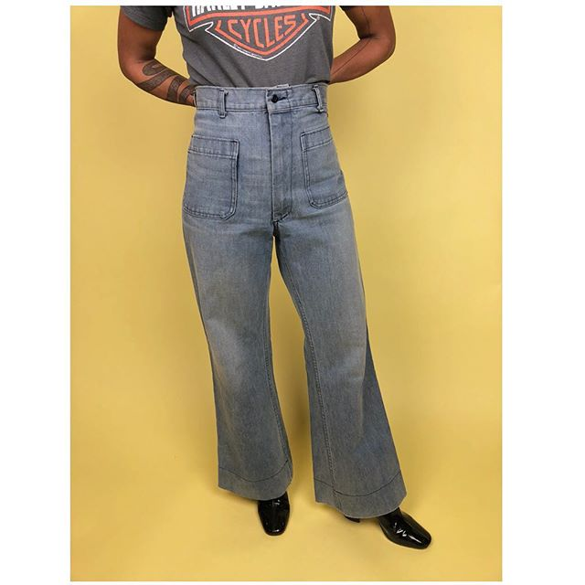 ReLove  - JEANS: Reliquary High Rise Wide Leg Trouser.