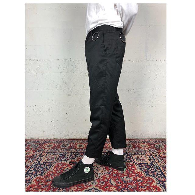 "ReLove  - MENS PANTS: Raf Simons AW 15 Trouser 32"","