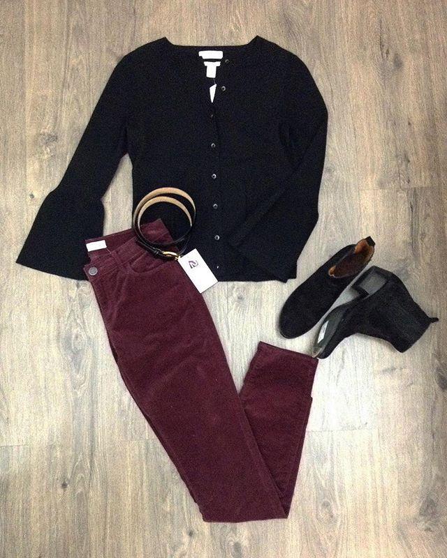 2_time_couture - .  Ann Taylor Loft corduroy pants, size 2.