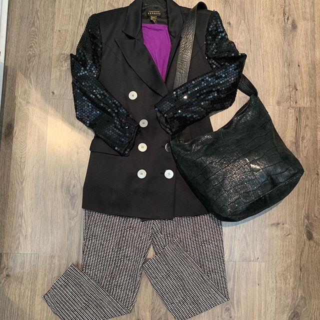 2_time_couture - 6366 Campagnie Internationale Express blazer, size M,