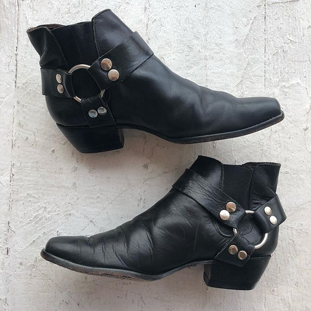 VACATION - Guess moto booties with harness. Size 8.5. Amazing for everyday use!