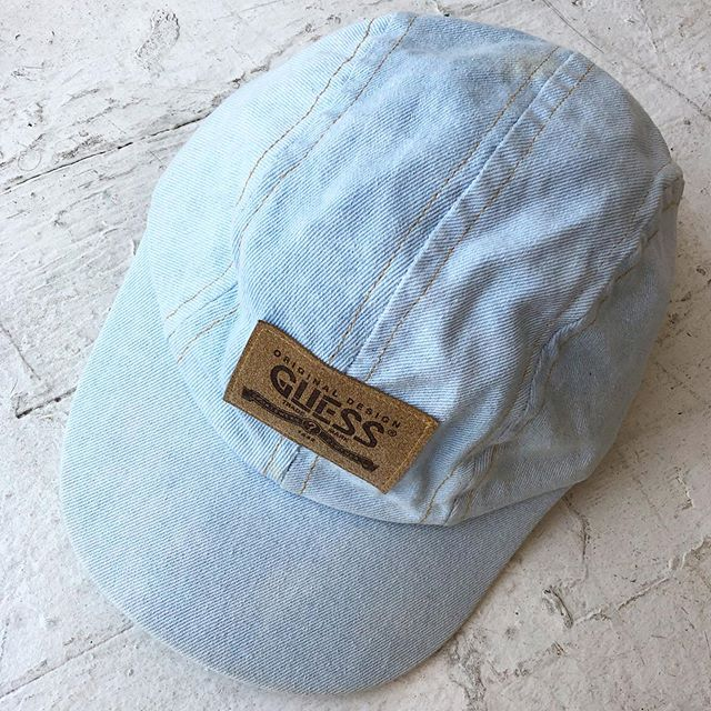 VACATION - *Special Listing* Denim #guess cap. Size S.