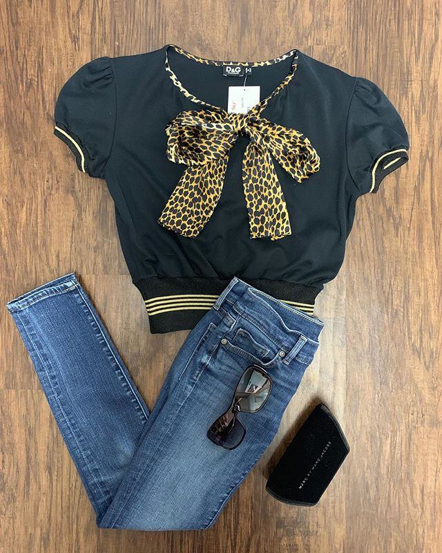 2_time_couture - A little Dolce & Gabbana on sale is never a bad thing.  Item 7260 Dolce & Gabbana Top, size XS/S, 50% off at