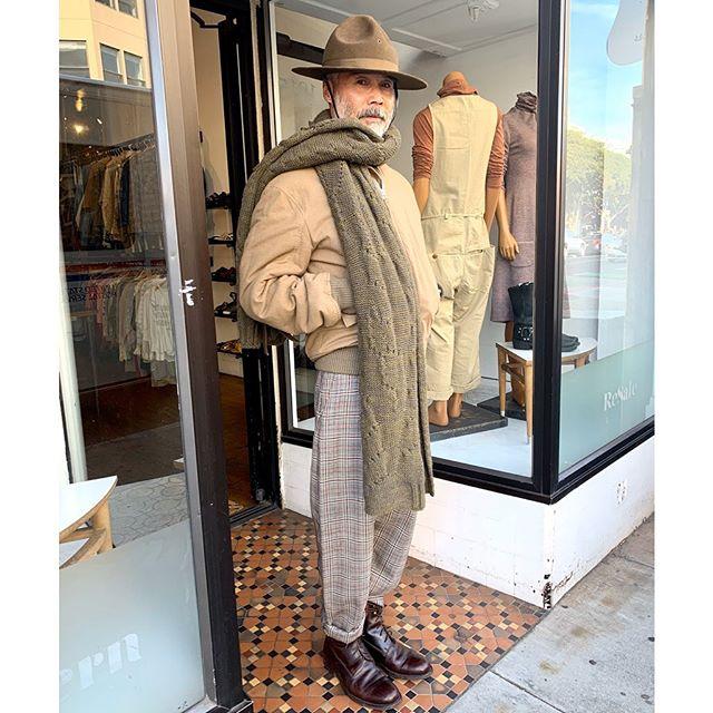 ReLove  -  -HAT: Scala brand felt-wool Mountaineer