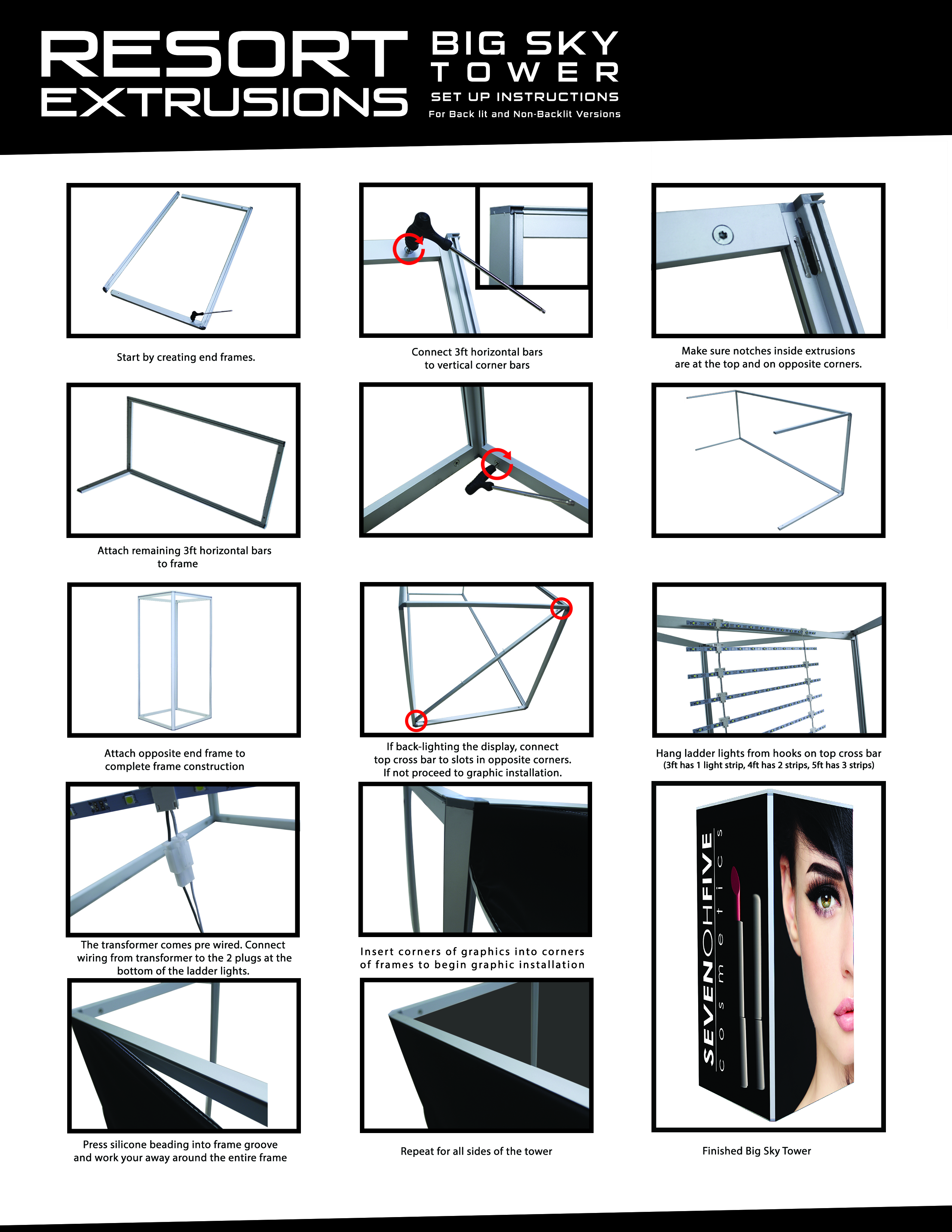 Templates Displaying 17gt Images For Led Circuit Symbol Big Sky Tower 3ft