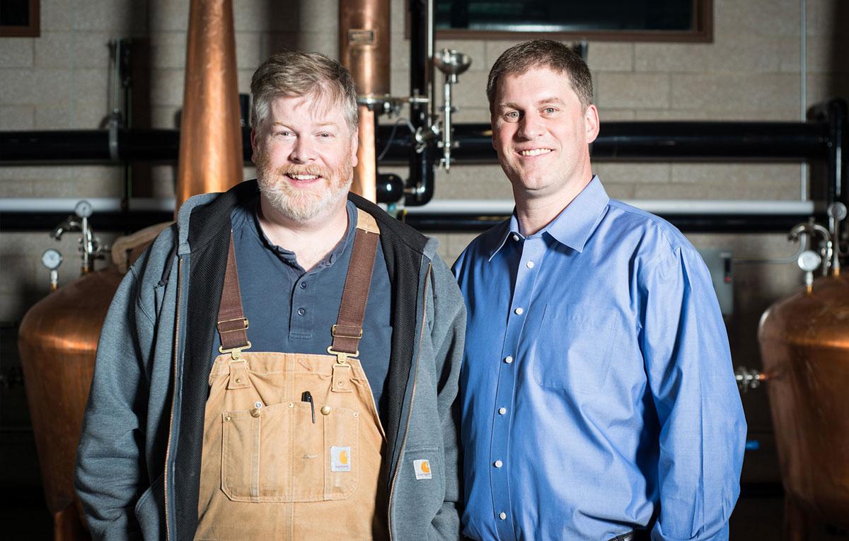 Leopold Bros: Todd & Scott Leopold