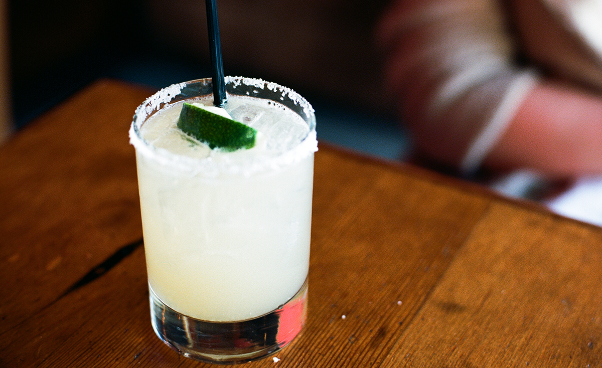 Sour Cocktail Recipes: Margarita from Cesar in Oakland, CA