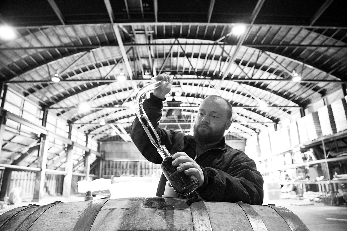 Matthew Hofmann American Single Malt Master Distiller