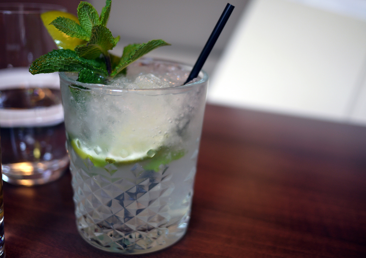 Muddled Drinks: Mojito