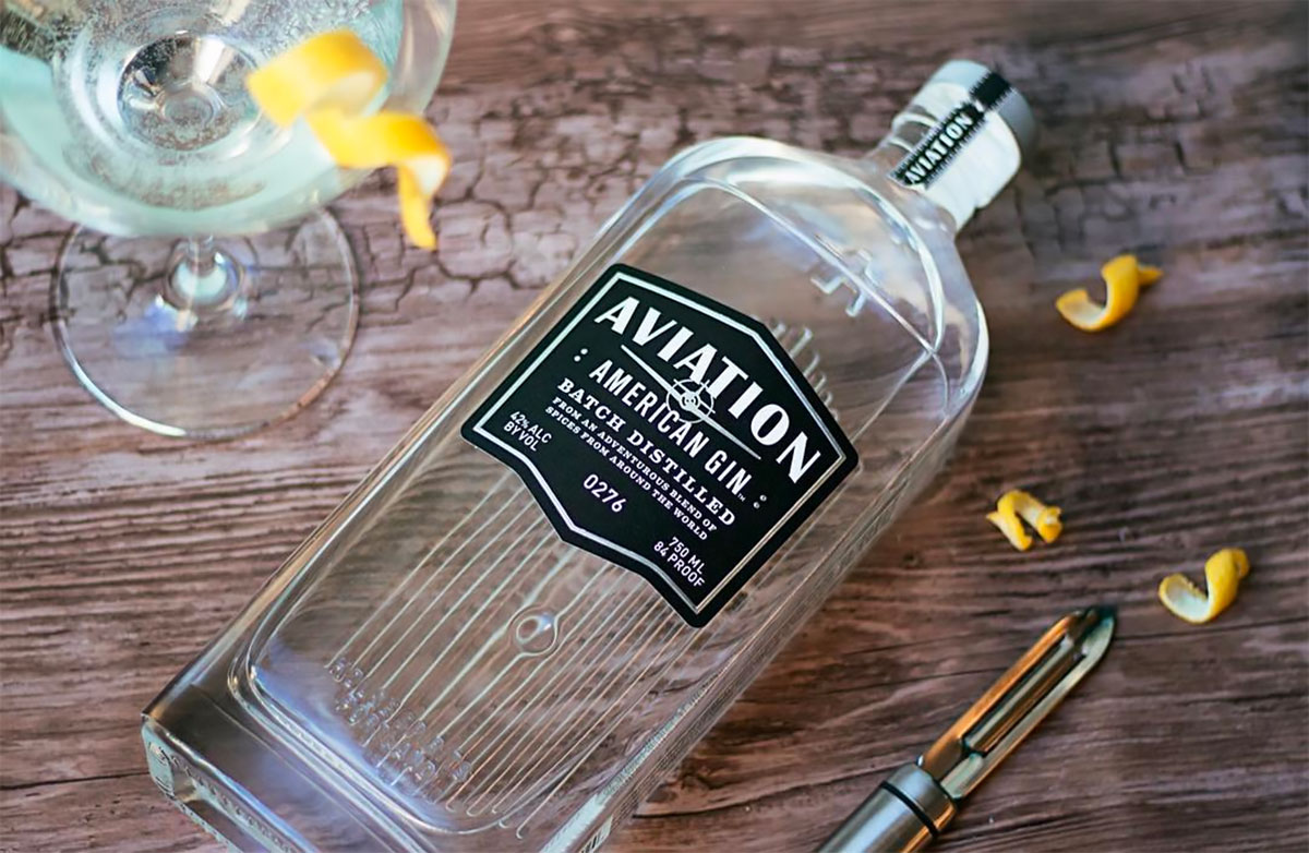 Gin Introduction: Aviation Gin