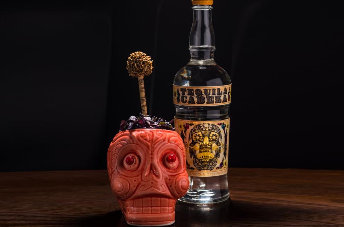 Dia de los Muertos: Tequila Cabeza Blanco