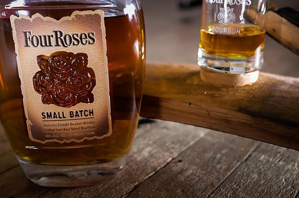 Thanksgiving Bar Essentials: Four Roses Small Batch