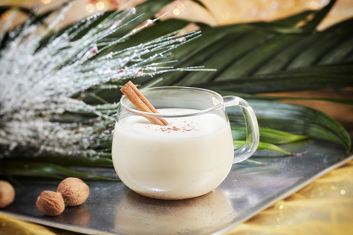 Holiday Punch: Coquito
