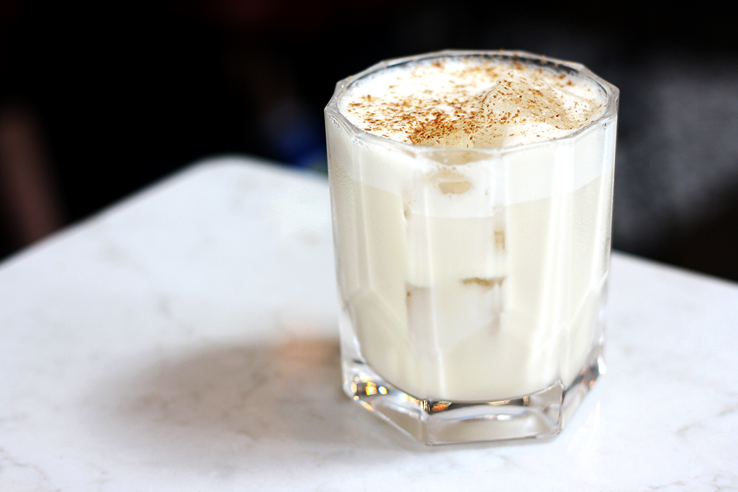 Holiday Punch Milk Punch