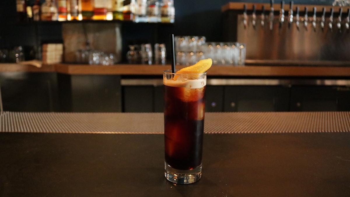 Brunch Cocktails: Brack Shop Coffee
