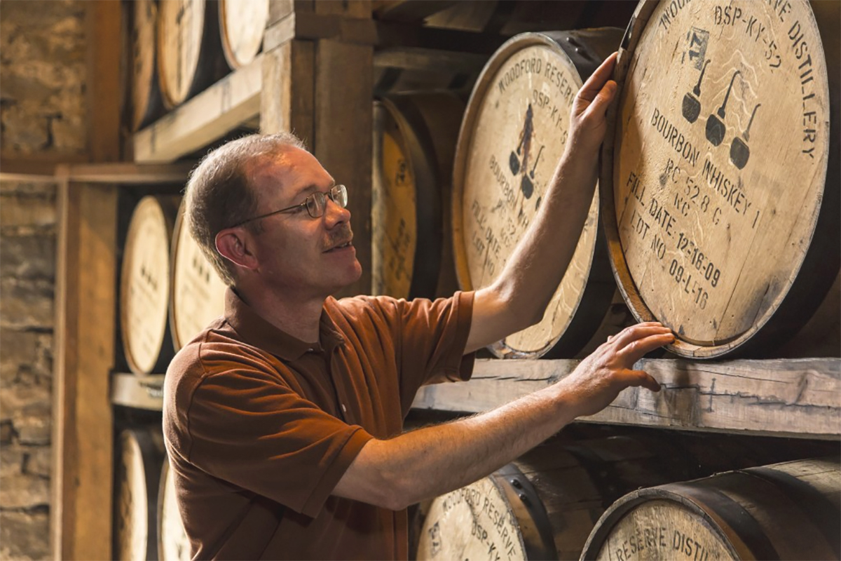 Chris Morris: Bourbon's Mad Scientist