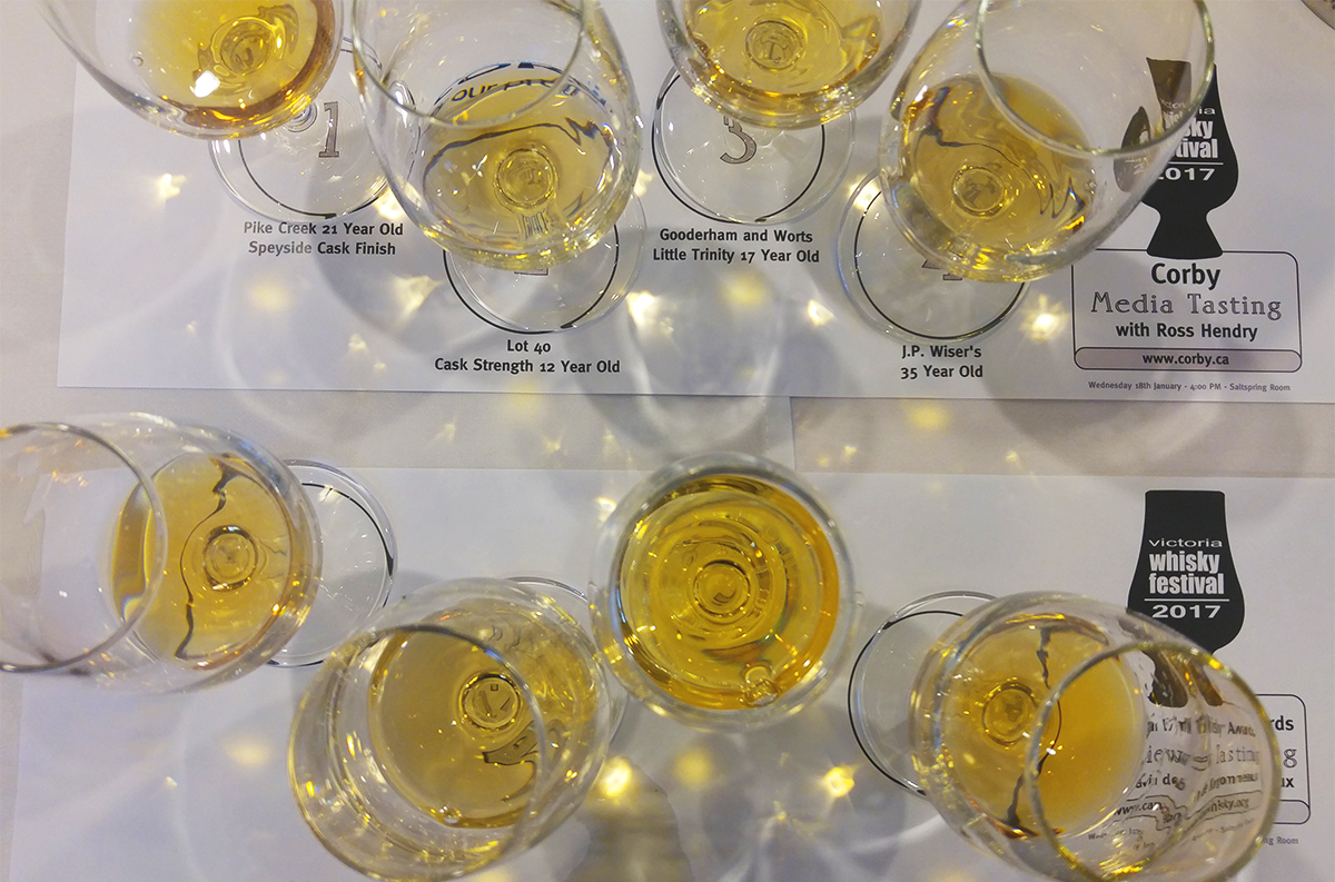 Canadian Whisky Fall Preview
