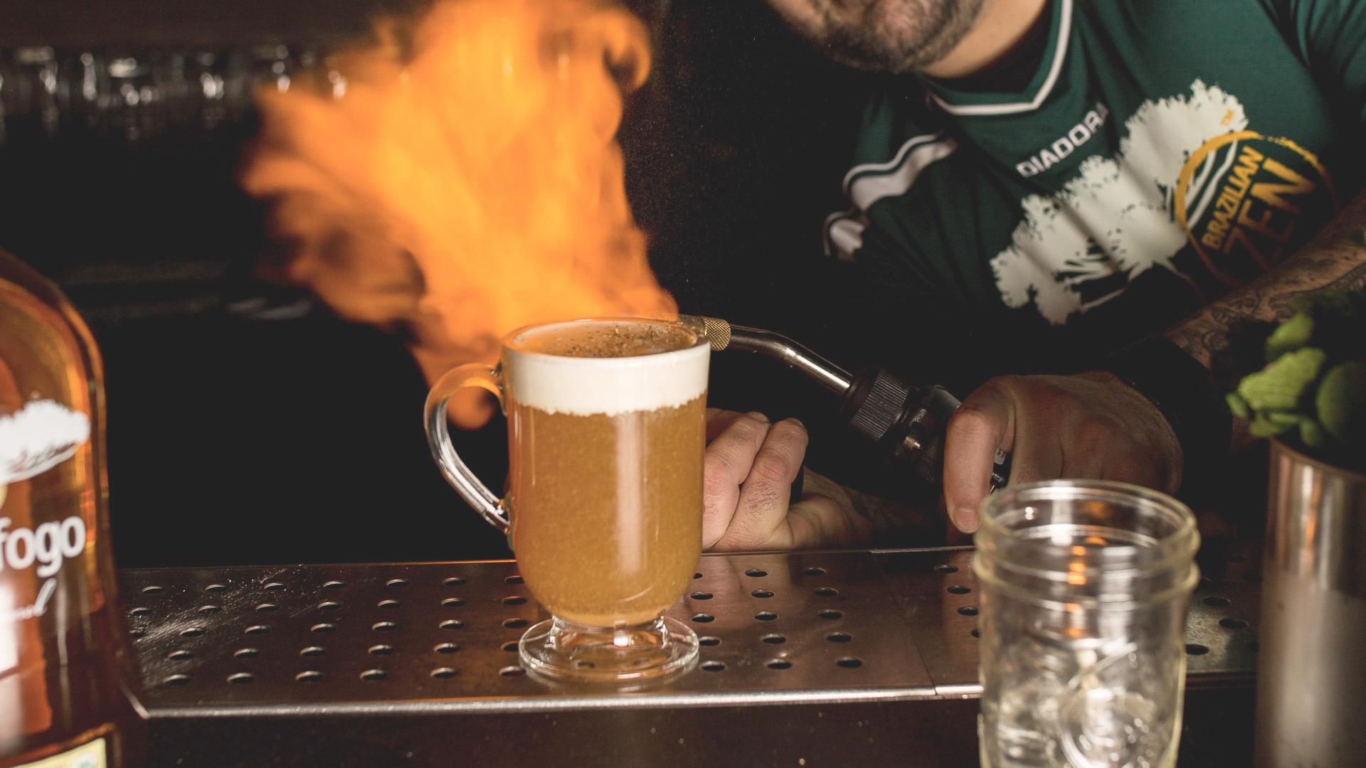 Warm Cocktails