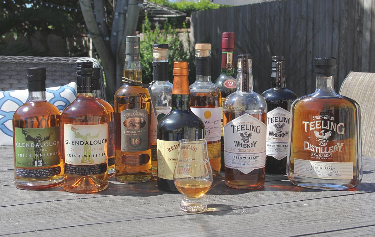 Next Generation Irish Whiskeys