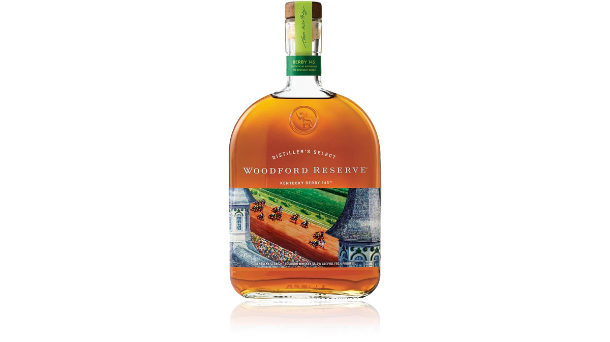 Kentucky Derby Commemorative Bottles: Woodford Reserve