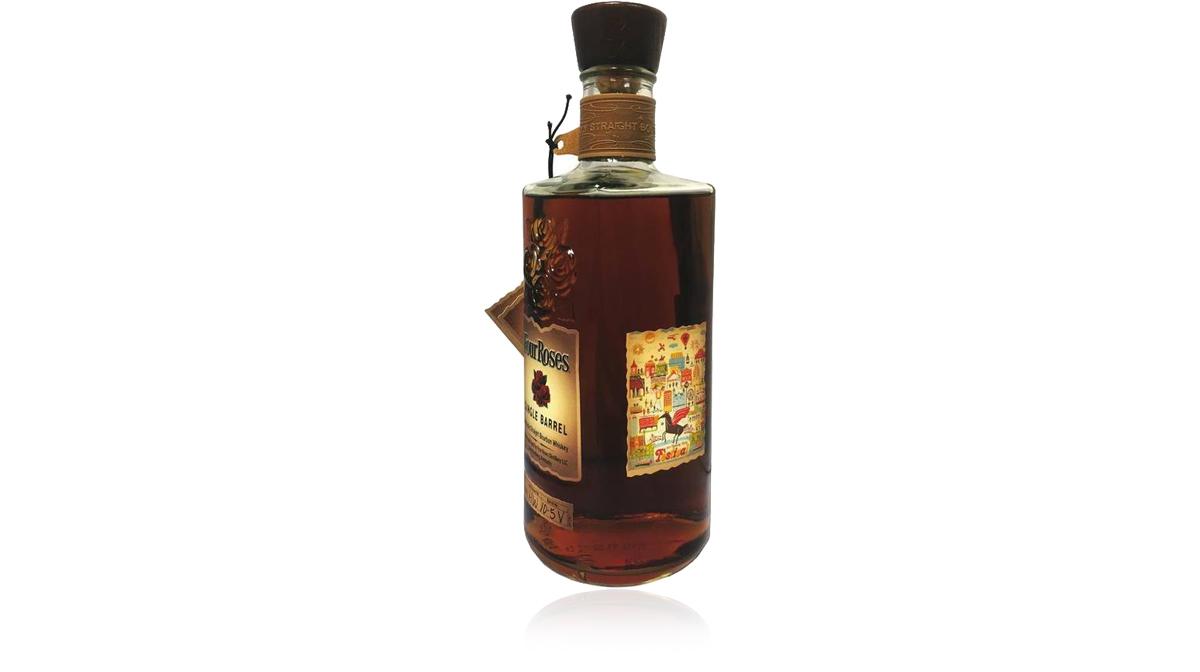 Kentucky Derby Commemorative Bottles: Four Roses
