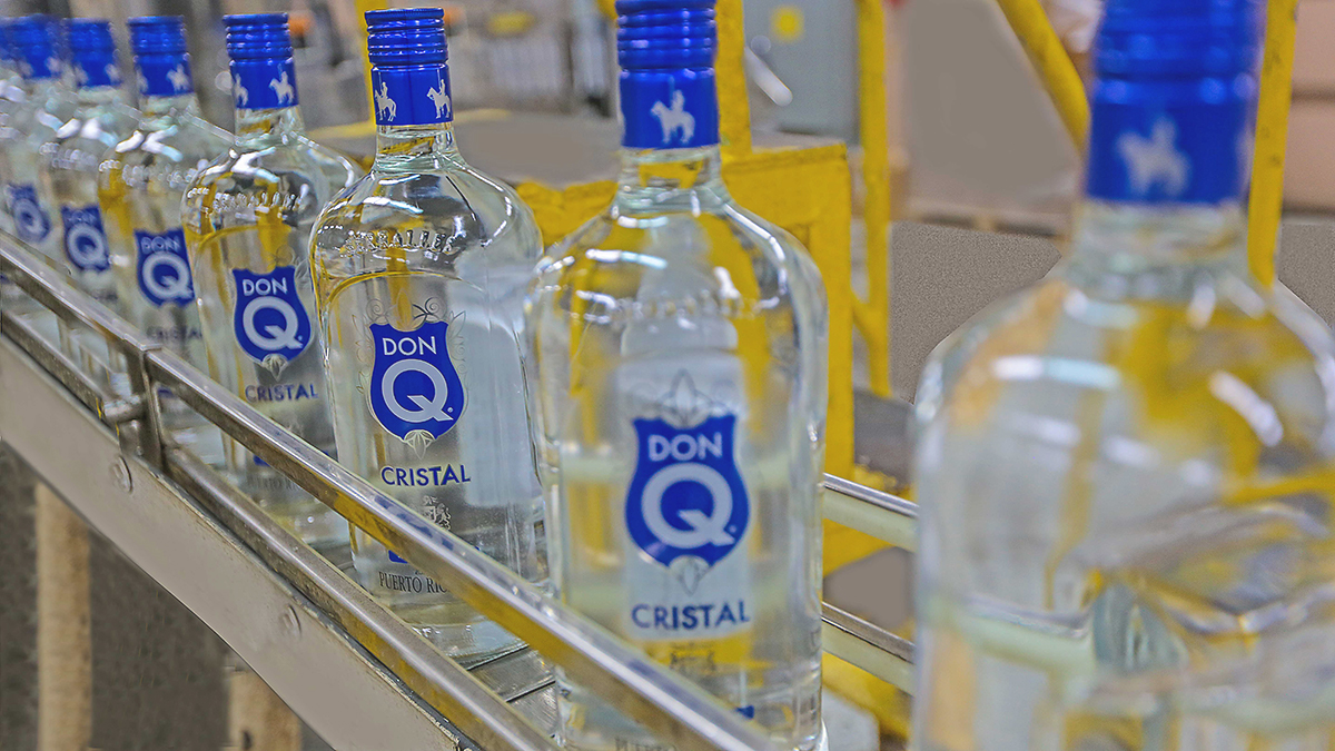 Don Q Puerto Rico's Most Popular Rum