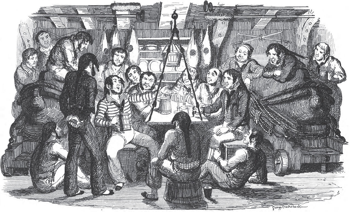 Grog: Singing Sailors