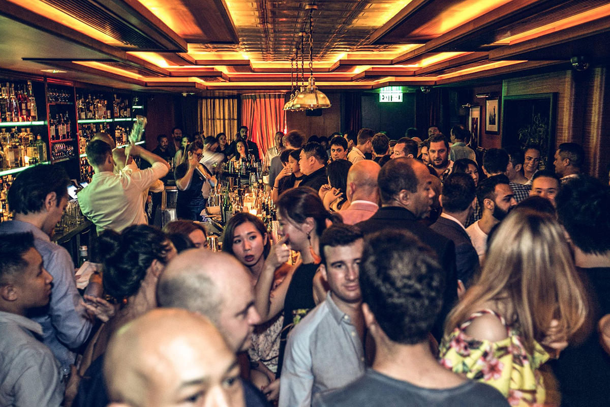 Hong Kong Bars: Employees Only Hong Kong Grand Opening