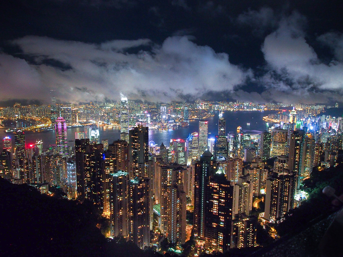 Hong Kong Bars: Hong Kong Skyline