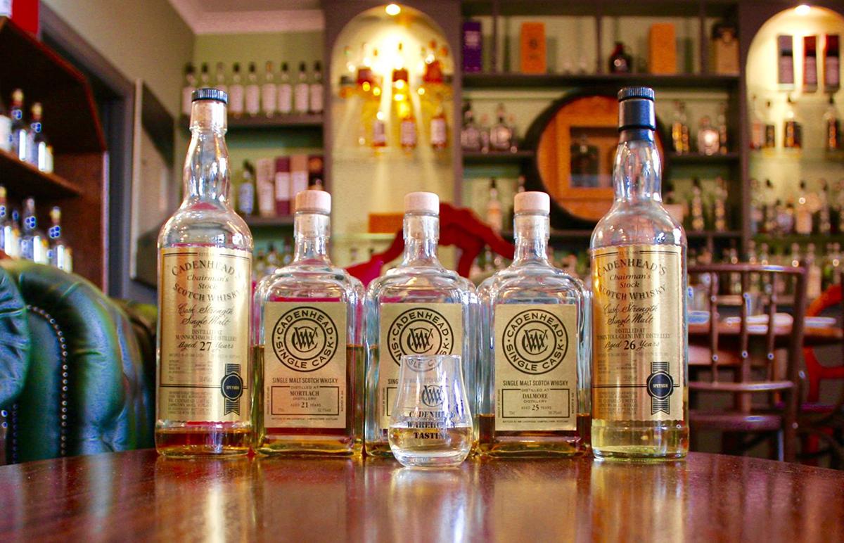 Independent Cask Bottles: Cadenhead's Lineup
