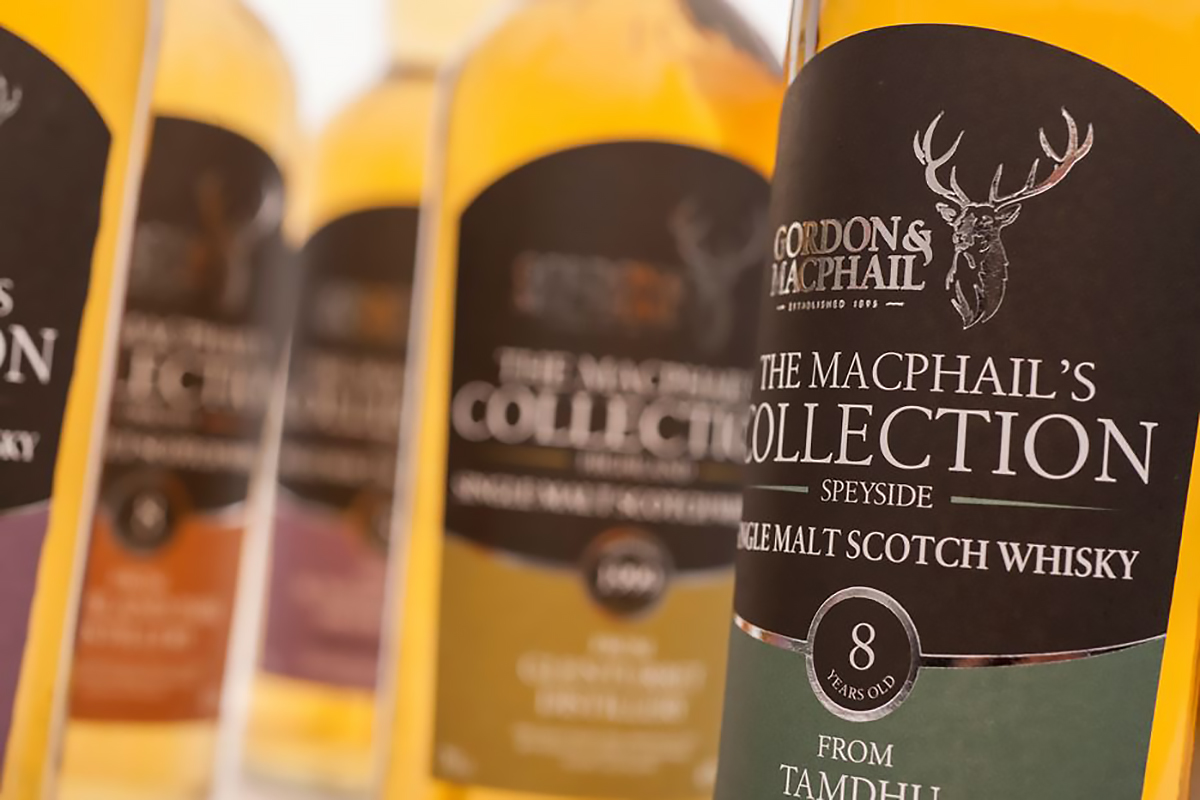 Independent Cask Bottles: MacPhail's Collection Range