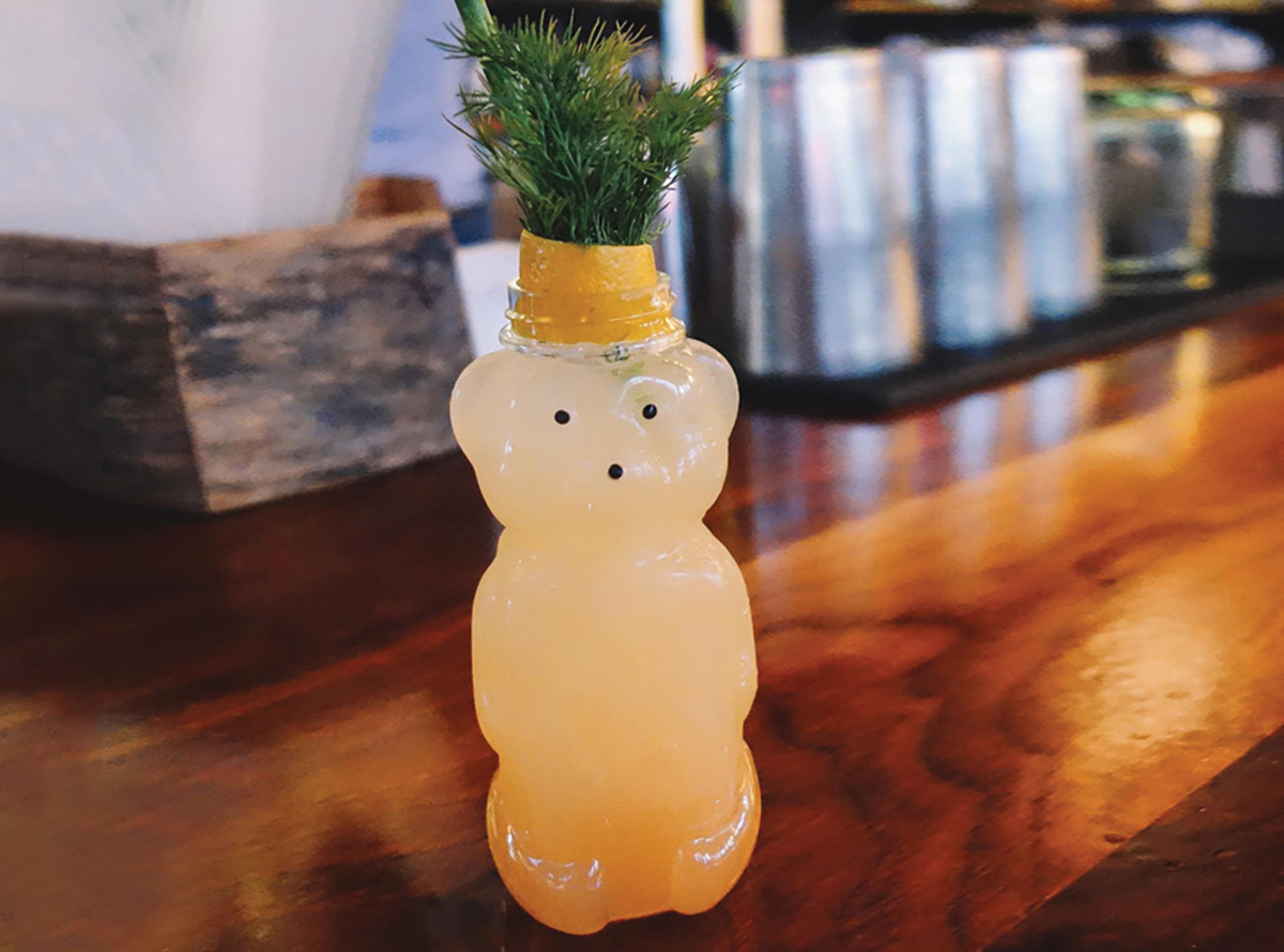Rice Whisky: Bear Witness at Bitter and Twisted Cocktail Parlour