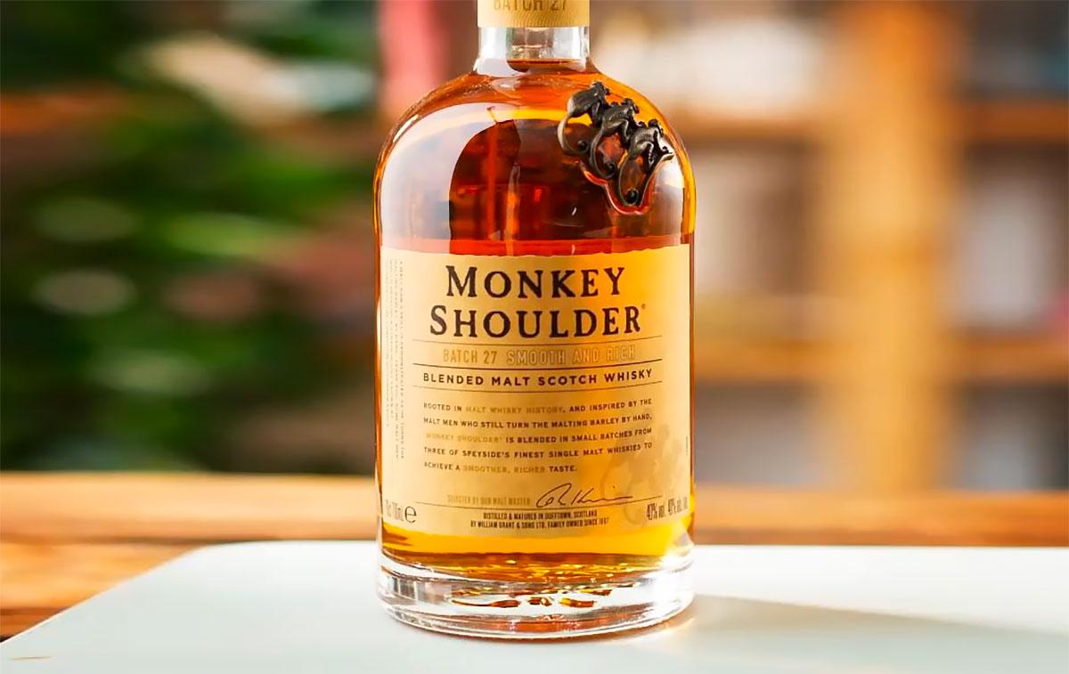 Blended Malt: Monkey Shoulder