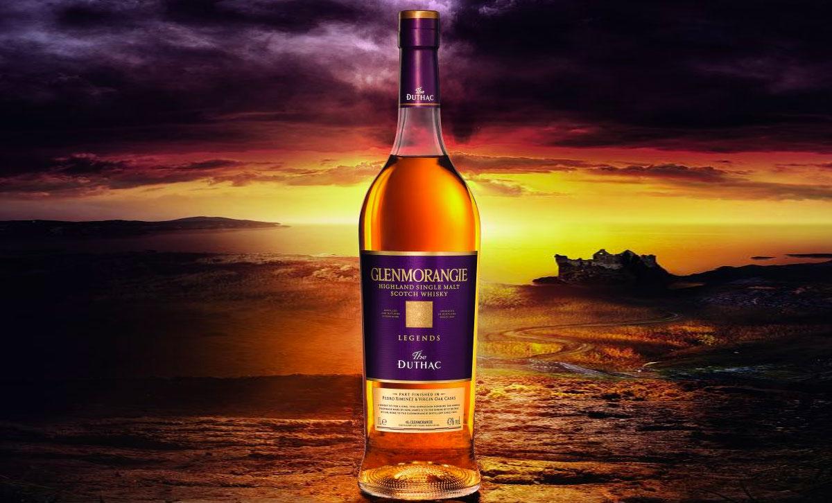 Travel Retail Whiskey: Glenmorangie Duthac