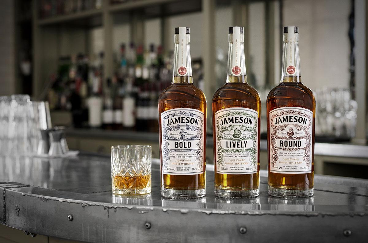 Travel Retail Whiskey: Jameson Travel Retail Collection