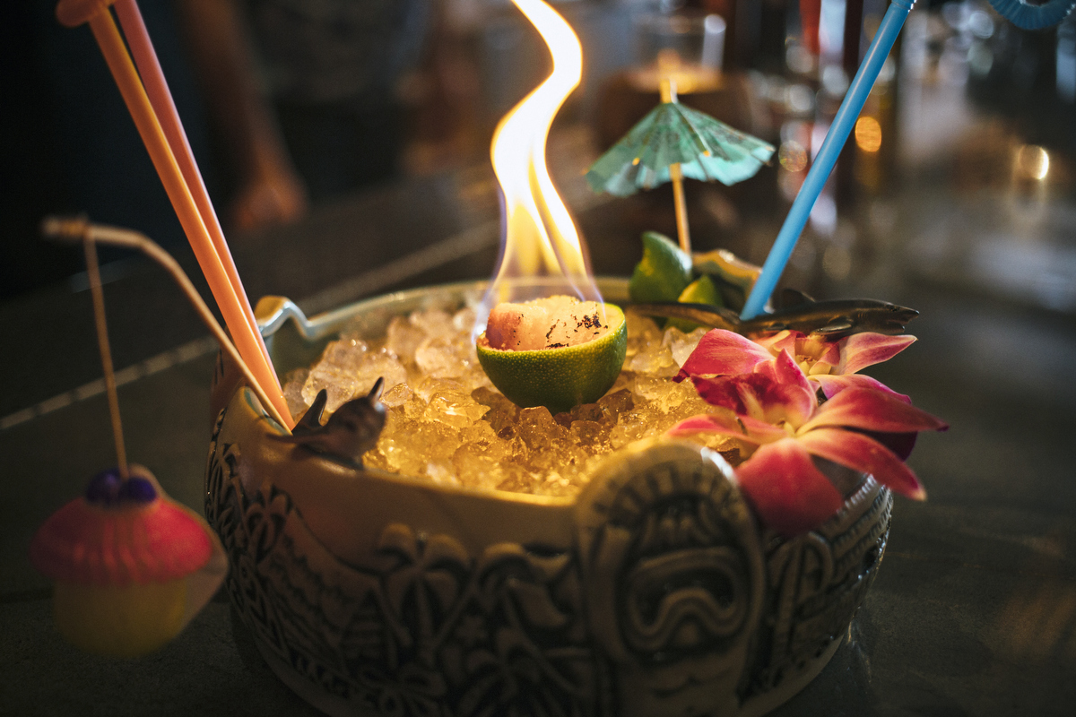 Scorpion Bowl: Lost Lake