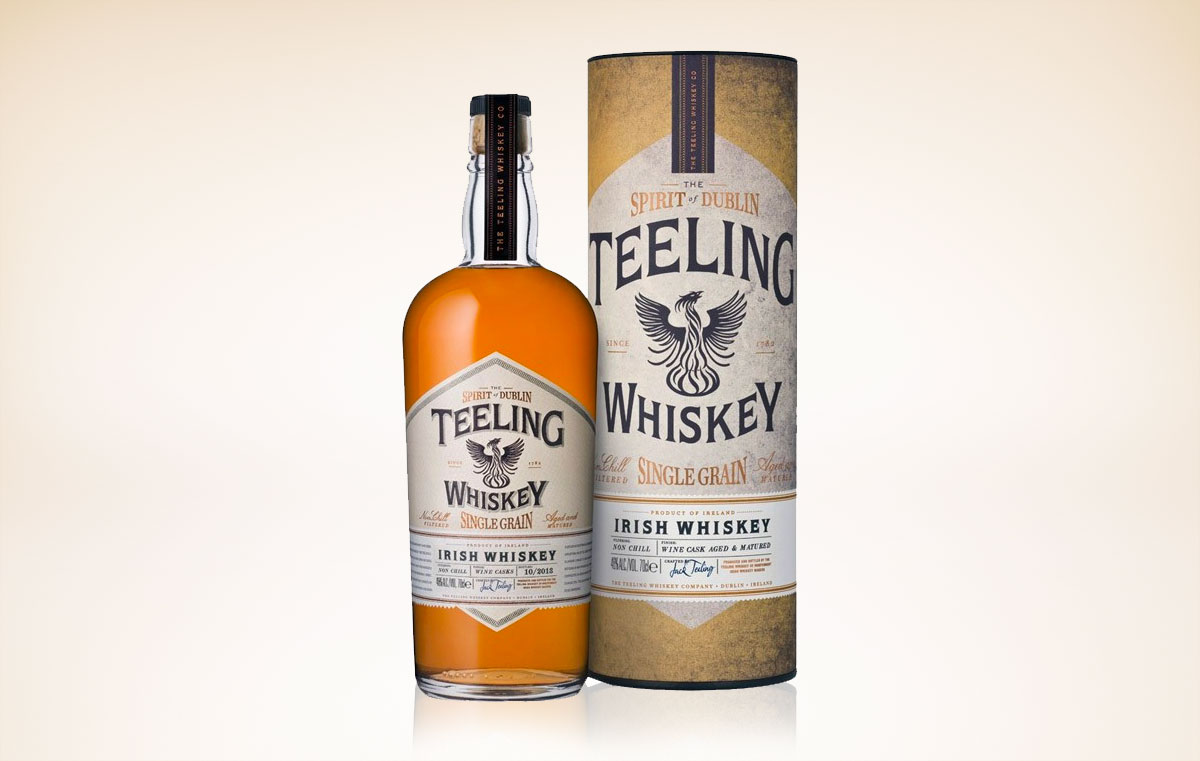 Single Grain Whiskey: Teeling Single Grain