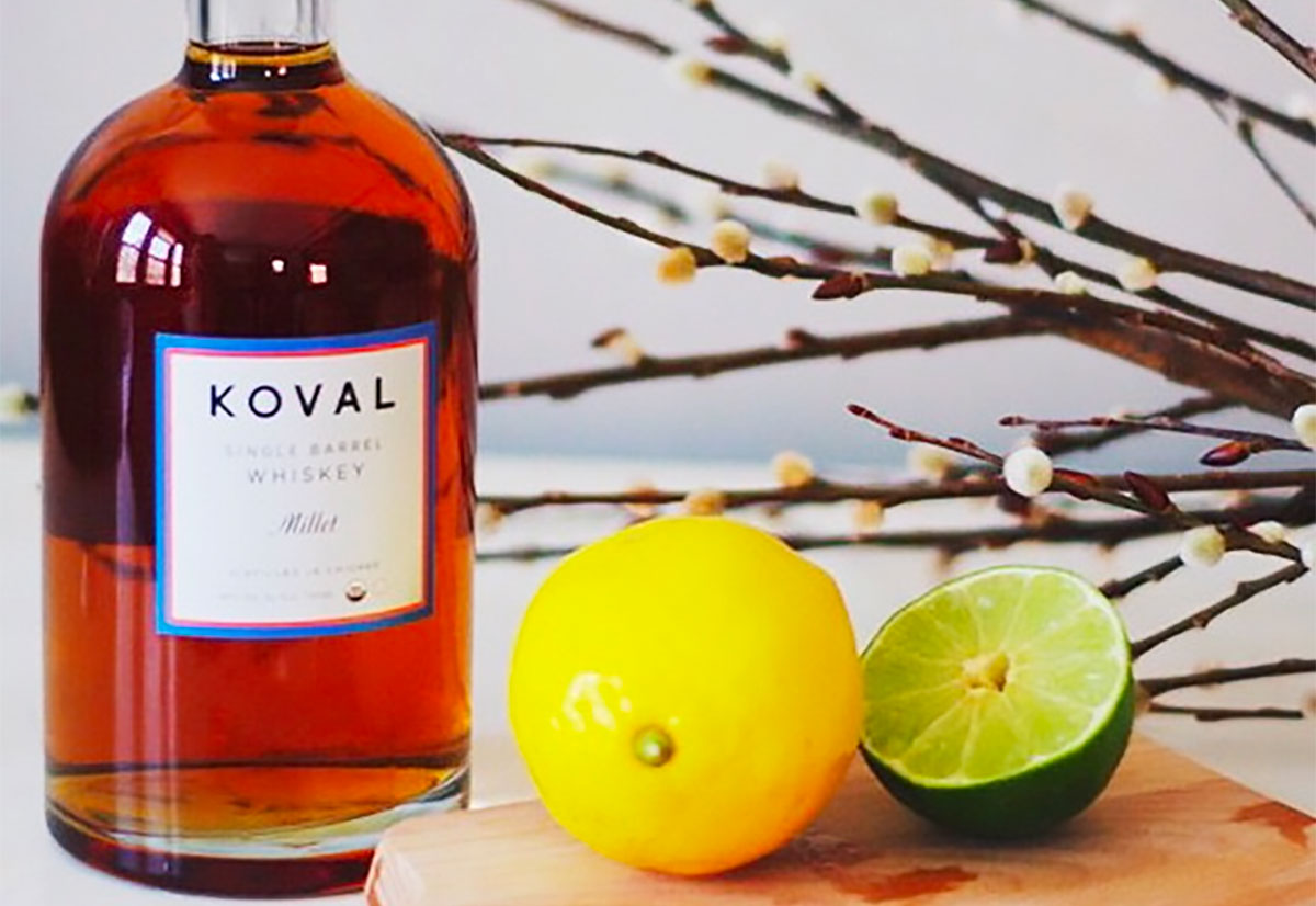 Whiskey Grains: Koval Single Barrel Millet Whiskey