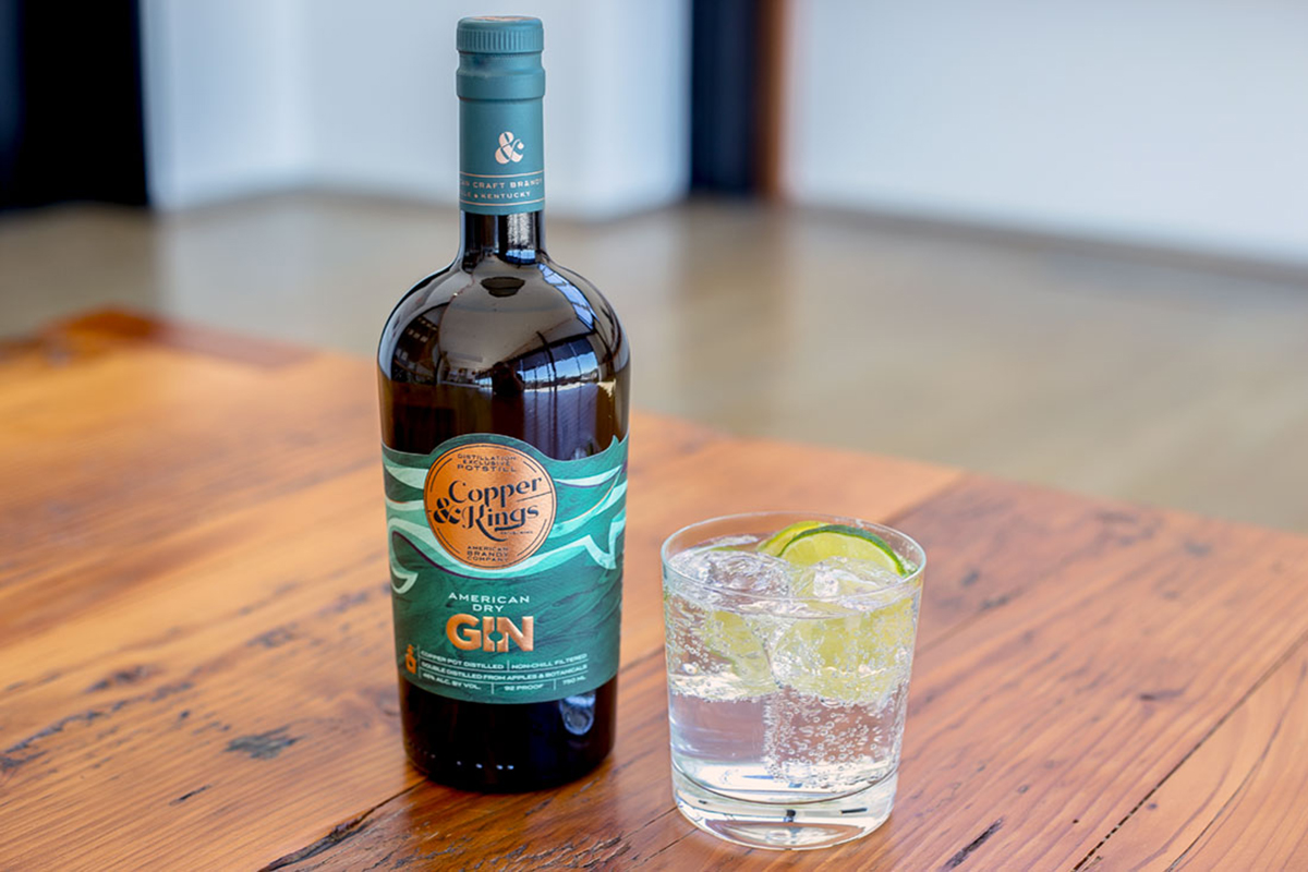 Copper and Kings American Dry Gin