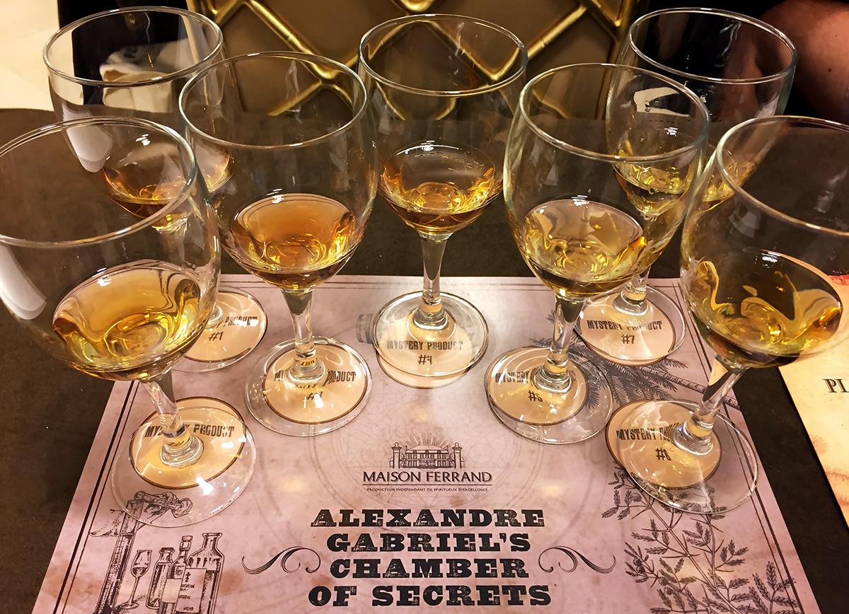 Maison Ferrand Spirits: Mystery Spirits Lineup