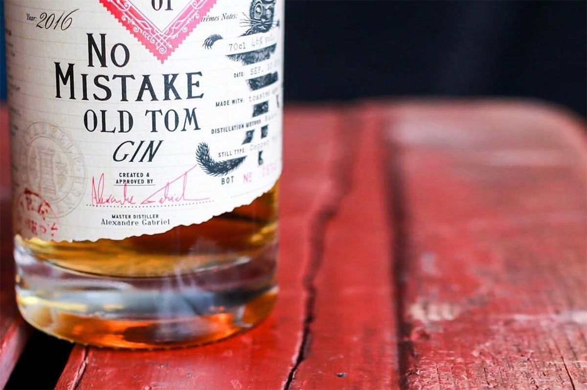 Maison Ferrand Spirits: No Mistake Old Tom Gin