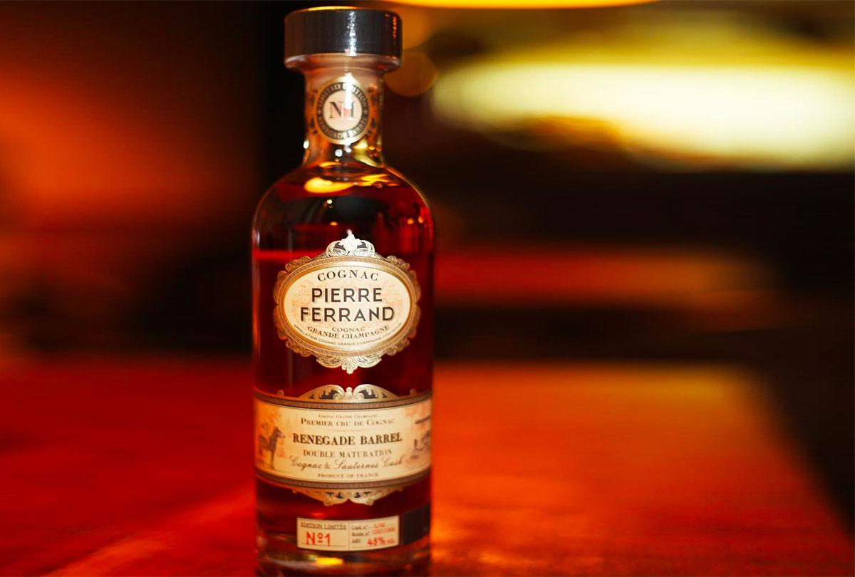 Maison Ferrand Spirits: Renegade Barrel Cognac No. 1