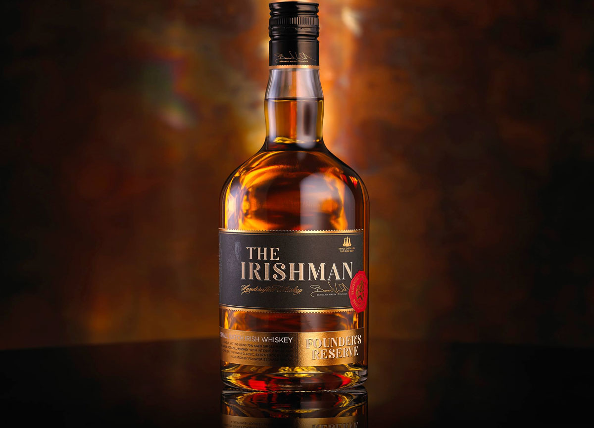 Blended Whiskey: The Irishman Founder's Reserve
